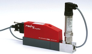 Voegtlin red-y smart pressure and flow controller