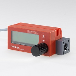 Vogtlin - Battery Powered Mass Flowmeters