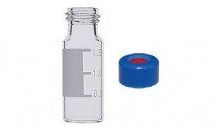 2mL, 9mm Wide Mouth Screw Top Vials