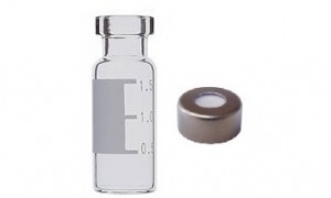 2mL Wide Mouth Crimp Top Vials